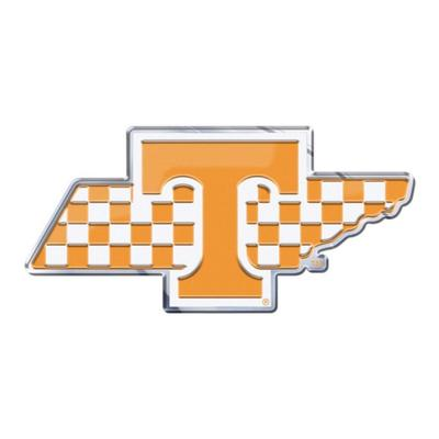 Tennessee Power T Check State Emblem