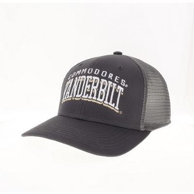 Vanderbilt Legacy Shadow Trucker Hat
