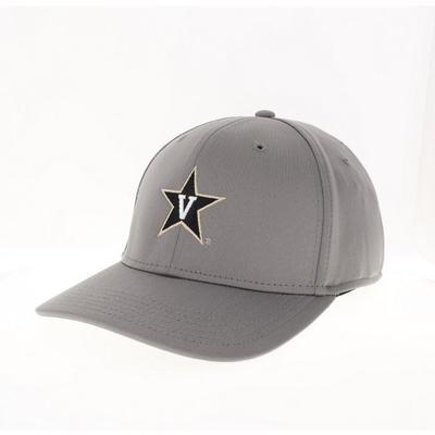 Vanderbilt Cool Fit V-Star Logo Structured Hat