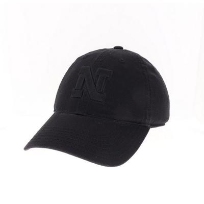 Nebraska Legacy N Logo Adjustable Hat