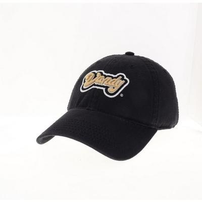 Vanderbilt Legacy Women's Groovy Font Hat