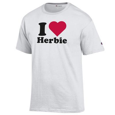 Nebraska Champion Women's I Love Herbie Tee