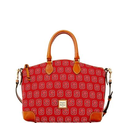 NC State Dooney & Bourke Satchel