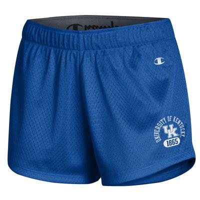 Kentucky Champion Women's Game Day Mesh Shorts