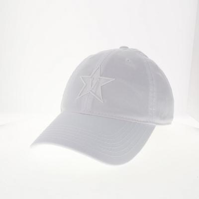 Vanderbilt Legacy V-Star Logo Adjustable Hat