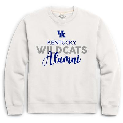 Kentucky League Essential Fleece Sweetness Alumni Crew