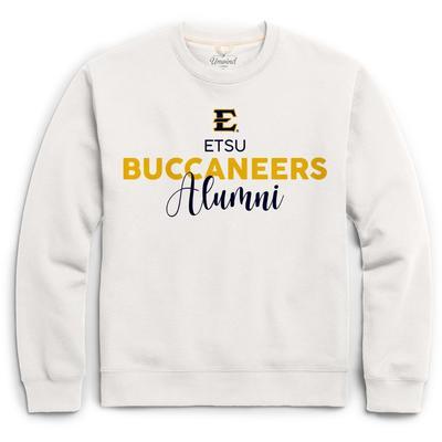 ETSU League Essential Fleece Sweetness Alumni Crew