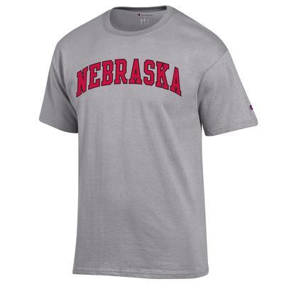 Nebraska Champion Arch Tee