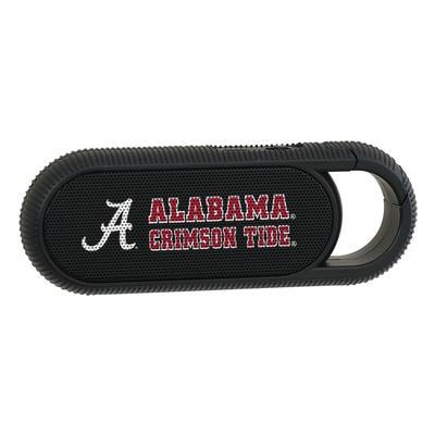 Alabama Capsule Clip On Bluetooth Speaker