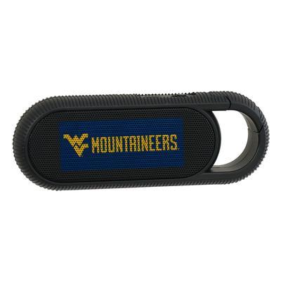 West Virginia Capsule Clip On Bluetooth Speaker