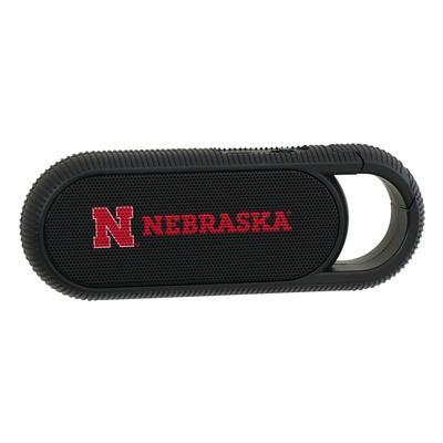 Nebraska Capsule Clip On Bluetooth Speaker