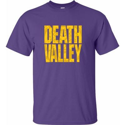 LSU Death Valley Tigers Short Sleeve Tee