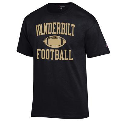 Vanderbilt Champion Basic Football Tee