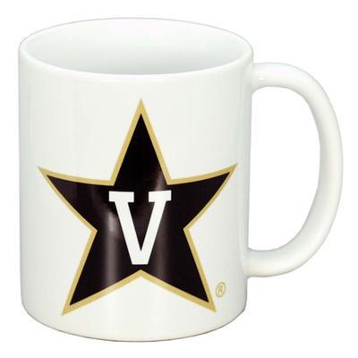 Vanderbilt 11 oz V-star Logo Mug