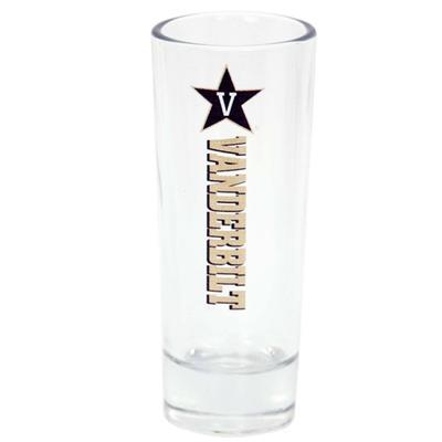 Vanderbilt 2 oz Shot Glass