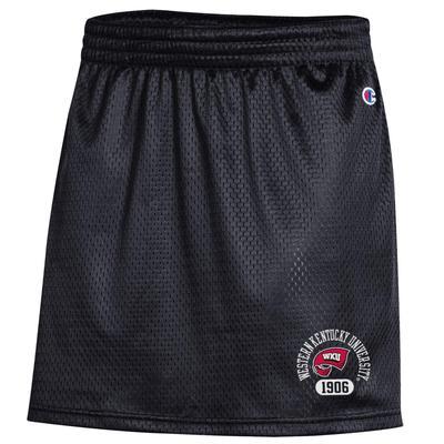 Western Kentucky Champion Women's Game Day Mesh Skirt