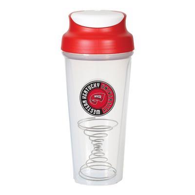 Western Kentucky Pogo Shaker Bottle