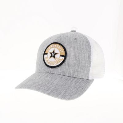 Vanderbilt Legacy Road Patch Trucker Hat