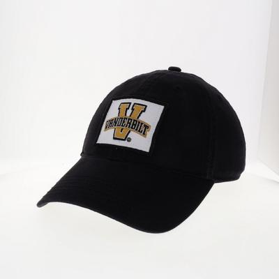 Vanderbilt Legacy Vault Twill Adjustable Hat