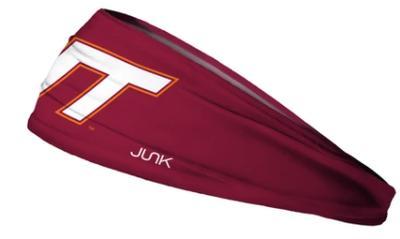 Virginia Tech Junk Maroon Headband