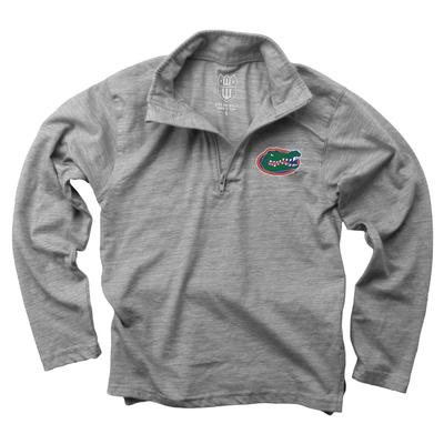 Florida YOUTH Cloudy Yarn 1/4 Zip Pullover