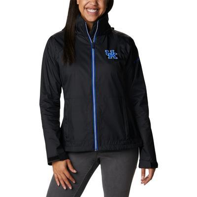 Kentucky Columbia Women's CLG Switchback Jacket