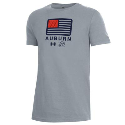 Auburn Under Armour YOUTH Freedom Collection Tee