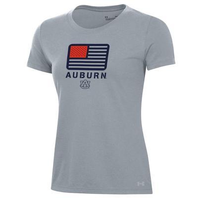 Auburn Under Armour Women's Freedom Collection Tee