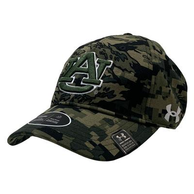 Auburn Under Armour Freedom Collection Adjustable Hat