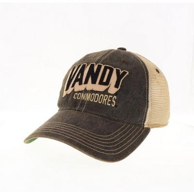 Vanderbilt Legacy Wheaties Trucker Hat