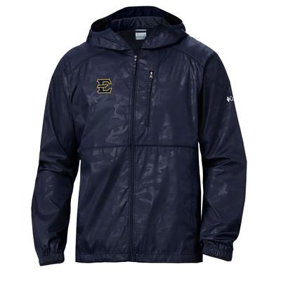ETSU Columbia Men's Camo Flash Forward Jacket