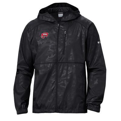 Western Kentucky Columbia Men's Camo Flash Forward Jacket