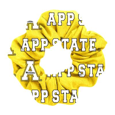 Appalachian State Wide Spirit Scrunchie