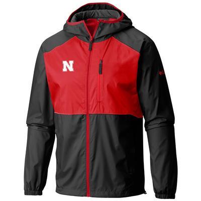 Nebraska Columbia Men's Flash Forward Jacket