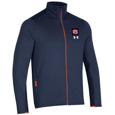 Auburn Under Armour Command Full Zip Jacket
