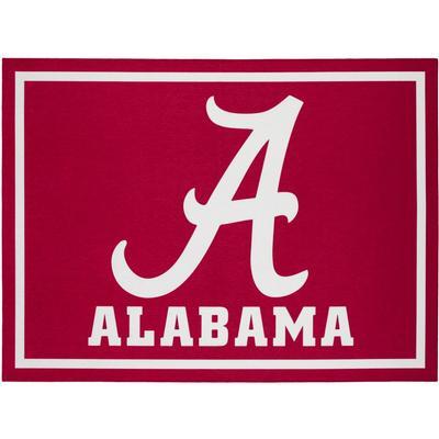 Alabama Script A Team Rug (20in X 30in)