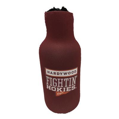 Virginia Tech Fighting Hokies Lager Bottle Cooler