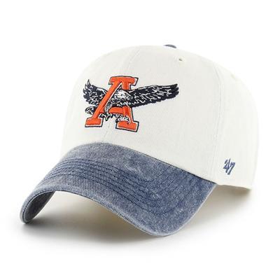 Auburn 47' Brand Apollo 2-Tone War Eagle Adjustable Hat