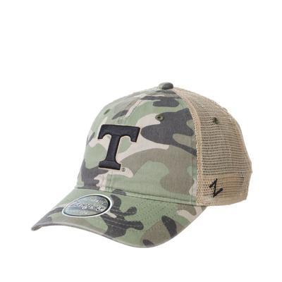 Tennessee Zephyr Maple Camo Trucker Hat