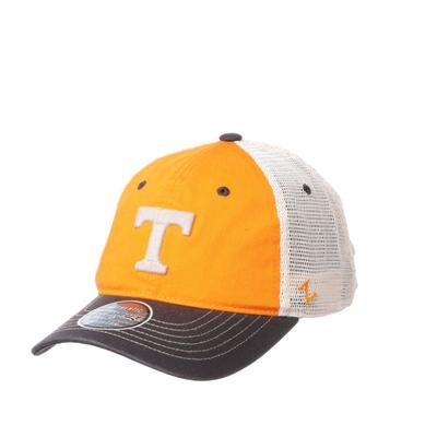Tennessee Zephyr Stowe Washed Trucker Hat