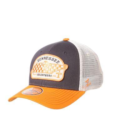 Tennessee Zephyr Silverton Patch Trucker Hat