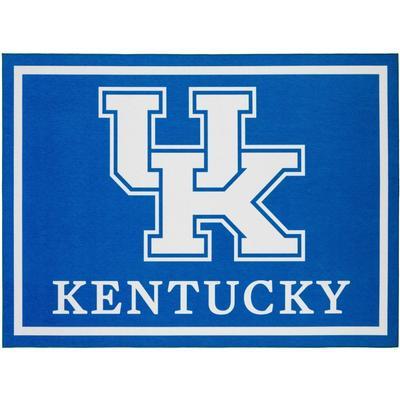 Kentucky Wildcats Team Rug (20in X 30in)