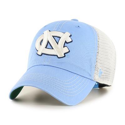 UNC 47' Brand YOUTH Trawler Mesh Snapback Hat