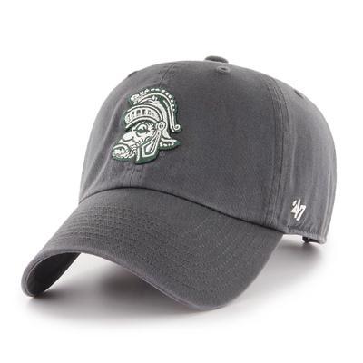 Michigan State 47' Brand Vault Clean Up Adjustable Hat