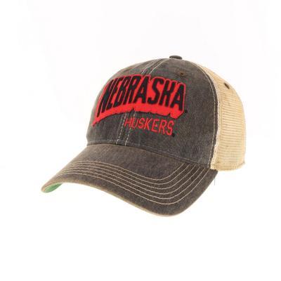 Nebraska Legacy Wheaties Trucker Hat