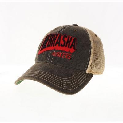Nebraska Legacy YOUTH Wheaties Trucker Hat