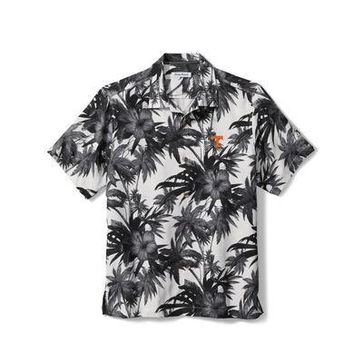 Tennessee Tommy Bahama Harbor Island Hibiscus Silk Camp Shirt