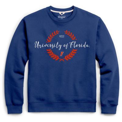 Florida League Fleece Laurels Pullover