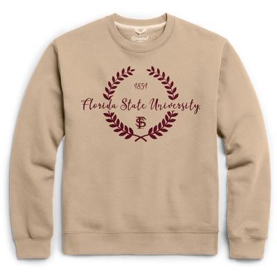 Florida State League Fleece Laurels Pullover