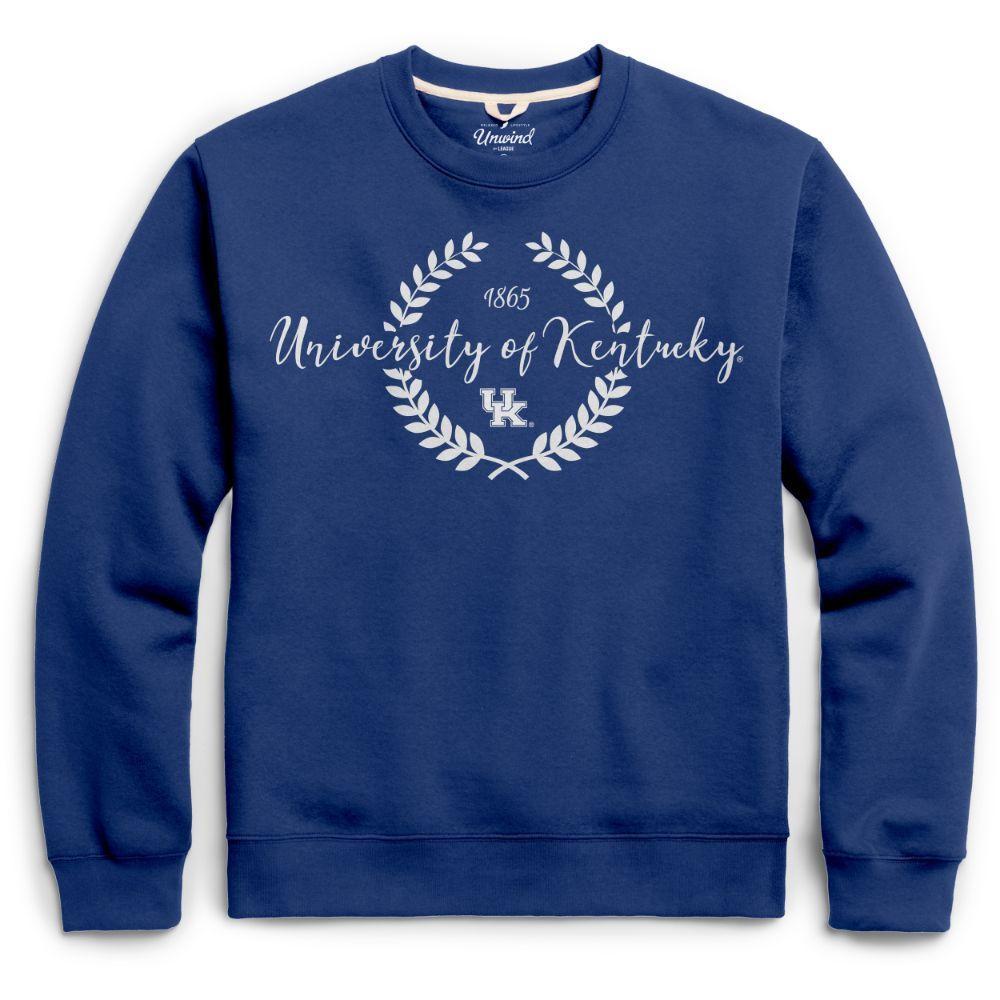 Kentucky League Fleece Laurels Pullover